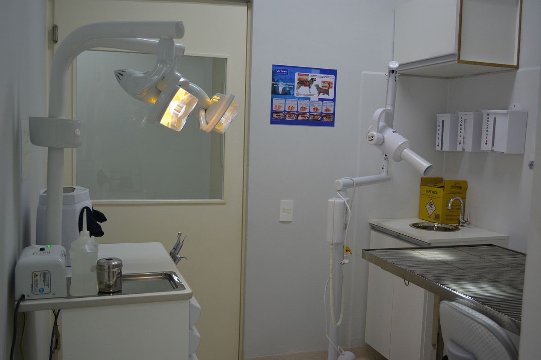 Sala de Odontologia